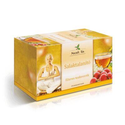 Mecsek Tea Salaktalanító filteres teakeverék 20db