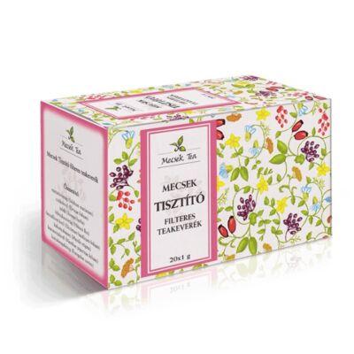 Mecsek Tea Tisztító filteres teakeverék 20db