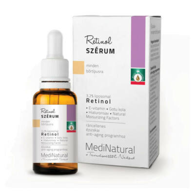 MediNatural Retinol szérum 30ml