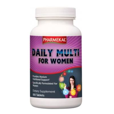 Multi-vitamin Nők részére 100db Pharmekal