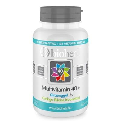 Multivitamin +40 (70db) Bioheal