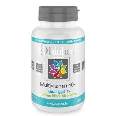 Multivitamin +40 (70db) Bioheal