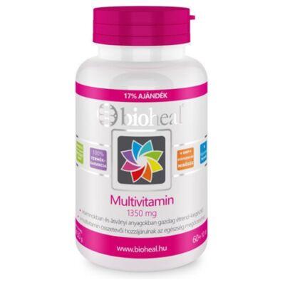 Mutivitamin 1350 mg (70db) Bioheal