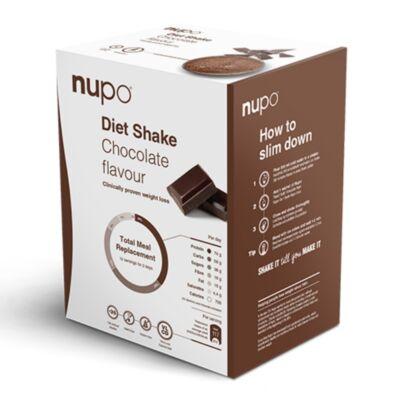 NUPO Diet Shake – Csokoládé – 12 adagos