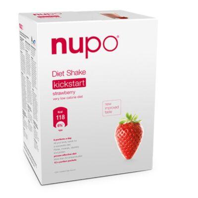 NUPO Diet Shake – Eper – 12 adagos