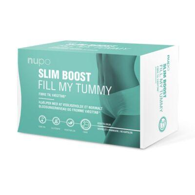 Nupo Slim Boost FILL MY TUMMY kapszula 60 db