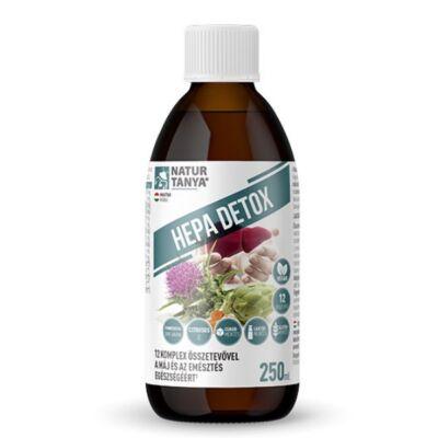 Natur Tanya® Hepa Detox koncentrátum 250ml