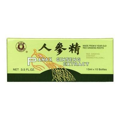 Panax Ginseng ampulla 10db Dr. Chen