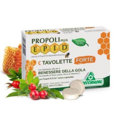 Specchiasol® EPID® C szopogatós tabletta - extra hatóanyag 20db