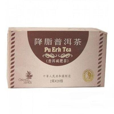 Pu-erh tea 20filter Dr. Chen
