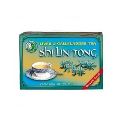 Shi Lin Tong Tea 20db Dr. Chen