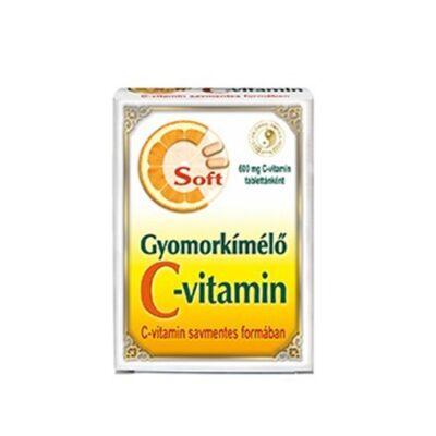 Gyomorkímélő C-vitamin Dr. Chen