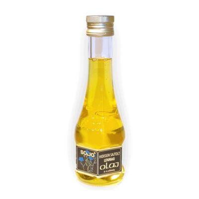 Solio lenmag olaj 200ml