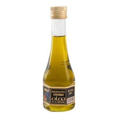 Solio szőlőmagolaj 200ml