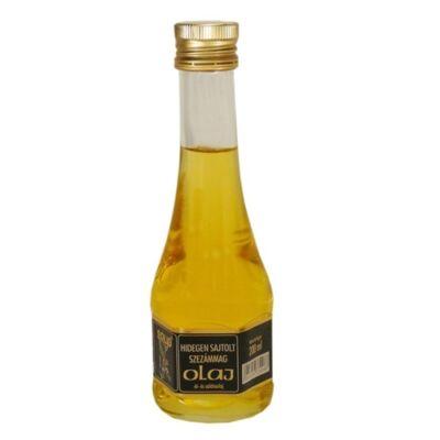 Solio szezámmag olaj 200ml