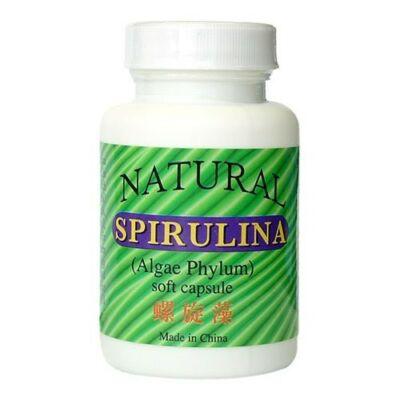 Spirulina (tengeri alga) kapszula 60db Dr. Chen