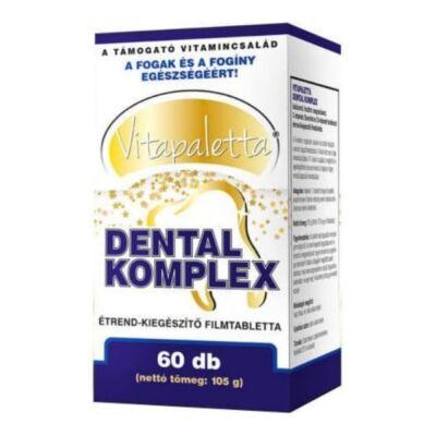 VITAPALETTA DENTAL KOMPLEX filmtabletta 60db