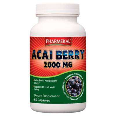 Acai Berry kapszula 60db Pharmekal