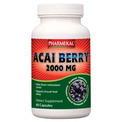 Acai Berry kapszula 60 db Pharmekal