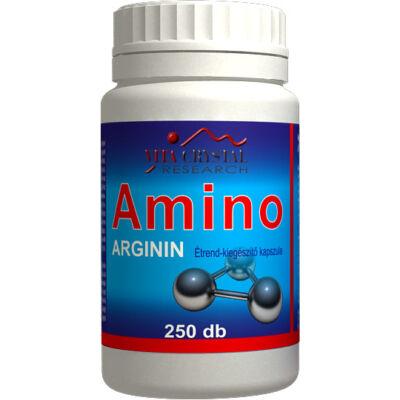 Amino Arginin kapszula 250db Vita Crystal
