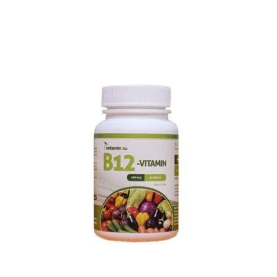 B12-vitamin tabletta Netamin 40 db