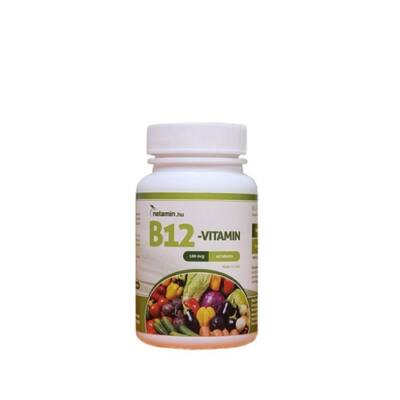 B12-vitamin tabletta Netamin 40 db