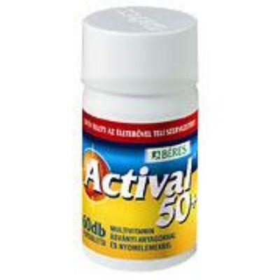 Béres Actival 50+ multivitamin 90db