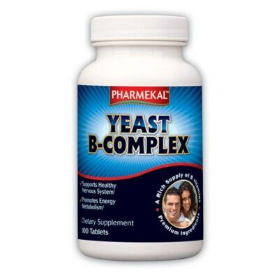 B-komplex stressz formula tabletta 100db Pharmekal