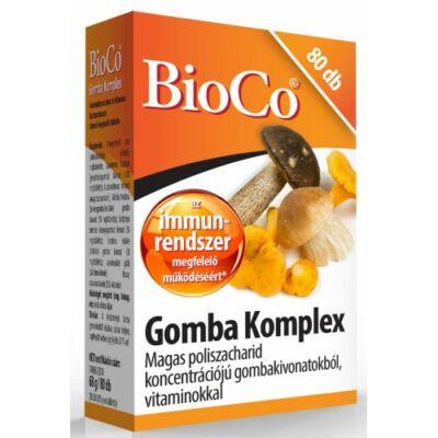 BioCo Gomba Komplex 80db tabletta