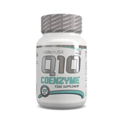 BioTechUSA Q10 Koenzim 100 mg kapszula 60 db