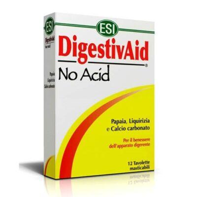 ESI DigestivAid savlekötő tabletta 12db