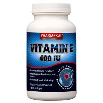E-vitamin 400IU kapszula 100db Pharmekal