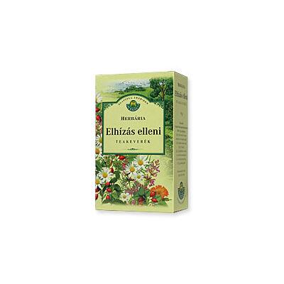 Elhízás elleni teakeverék 50g Herbária