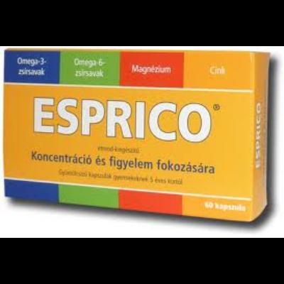 Esprico® gyümölcsíző rágókapszula 60db