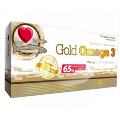 Gold Omega-3 kapszula 60db Olimp Labs