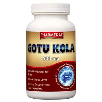 Gotu-Kola tabletta 100db Pharmekal