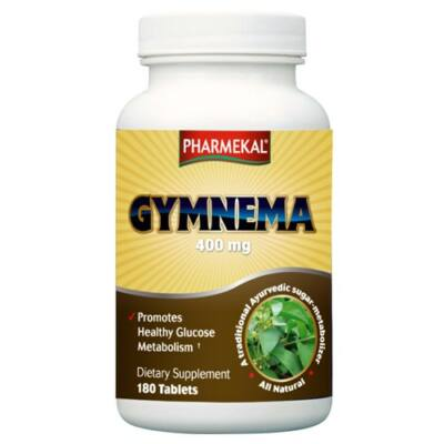 Gymnema Sylvestre tabletta 400mg 180db Pharmekal