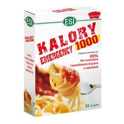 Kalory Emergency Étvágycsökkentő és Zsírmágnes tabletta 24db ESI