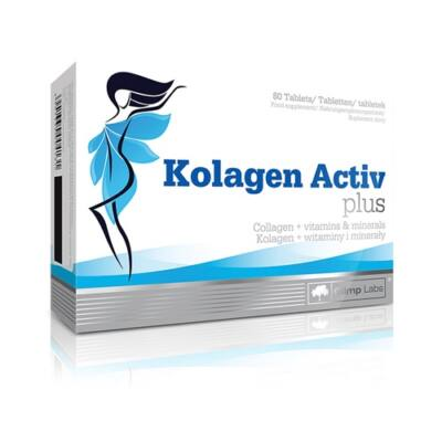 Olimp Labs Kollagén Active Plus rágótabletta 60db