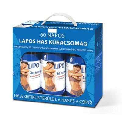 Natur Tanya® Lipo+ 60 napos Lapos has kúracsomag 3x500ml