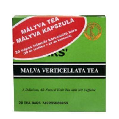 Mályvatea testsúlycsökkentő tea+kapszula 20+20 Dr. Chen