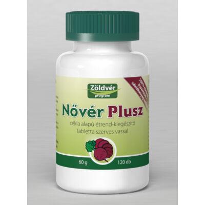 Nővér Plusz tabletta 120db