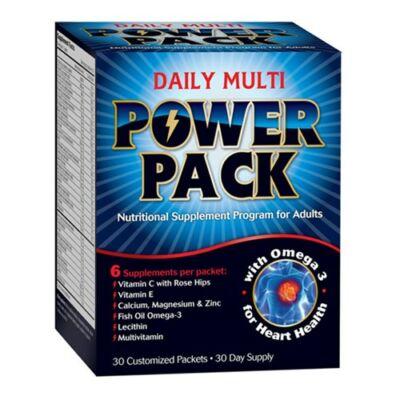 POWER PACK Multivitamin napi CSOMAG 1 havi Pharmekal