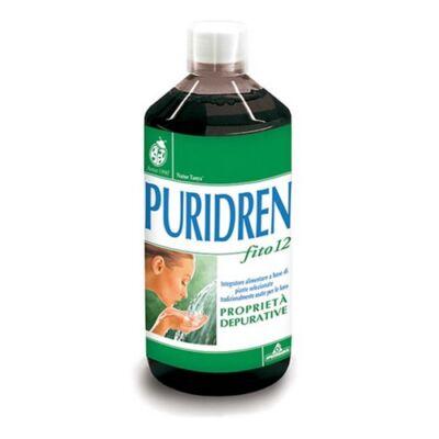 PURIDREN méregtelenítő gyógynövény koncentrátum 500ml
