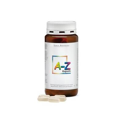 Sanct Bernhard A-Z multivitamin kapszula 150db