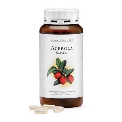 Sanct Bernhard Acerola + C-vitamin kapszula 300db