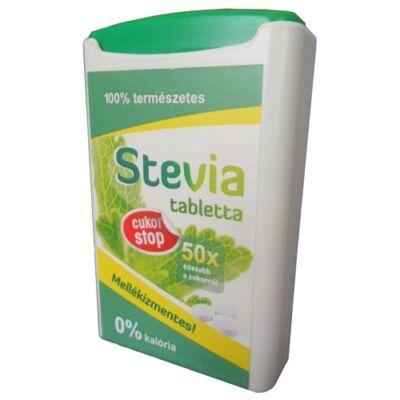 Stevia tabletta, 100 db Cukor-Stop