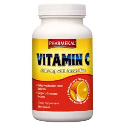 Szuper C-1000 mg komplex 350 db PHARMEKAL