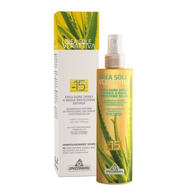 VERATTIVA® Napozó Spray 15 SPF 200ml Specchiasol