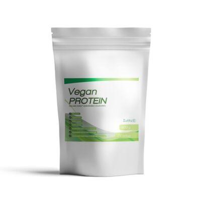 Zukker Vegan Borsófehérje Protein Natúr íz 600g